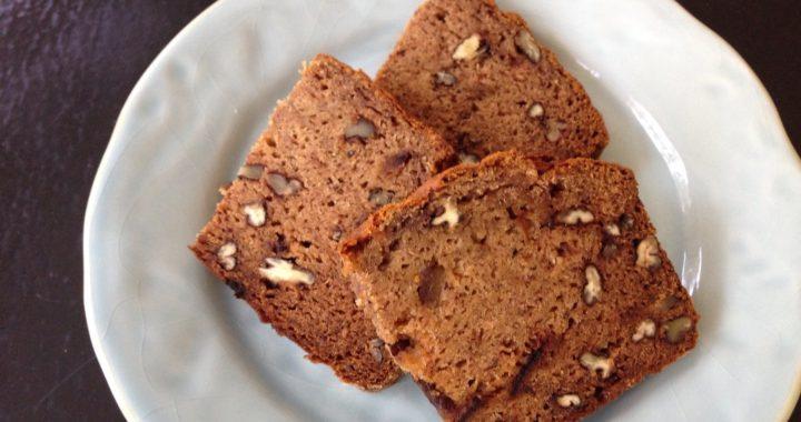 Persimmon Bread Recipe
